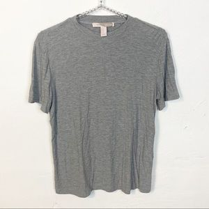 Forever 21 l Grey Crew Neck T-shirt